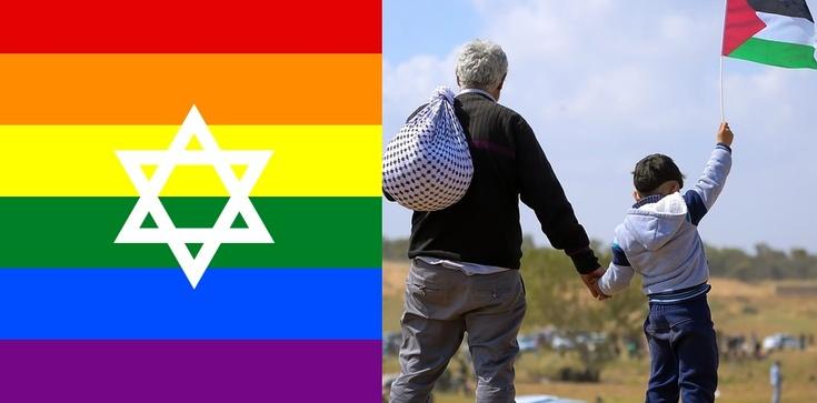 Izrael. Raj dla gejów, piekło dla rdzennych Palestyńczyków - zdjęcie
