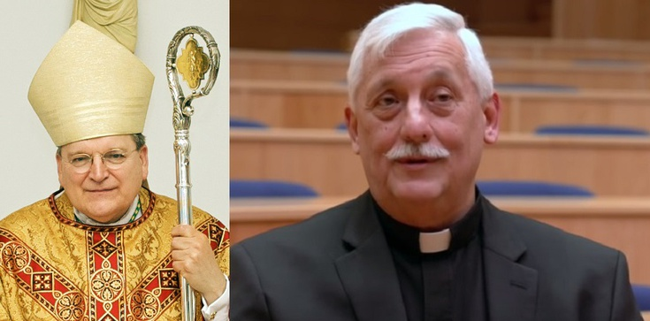 Kardynał Burke ostro o dziwnych pomysłach generała jezuitów - zdjęcie