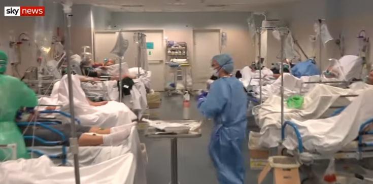 Sytuacja we Włoszech: FILM ze szpitala - zdjęcie