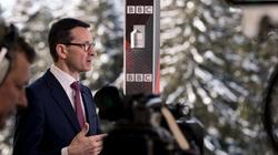 Morawiecki w Davos: UE powinna brać przykład z Polski - miniaturka