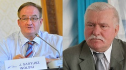 Saryusz-Wolski: Panie Wałęsa, dziękuję Bogu że nie jest Pan Prezydentem - miniaturka