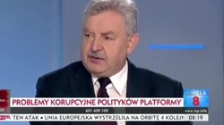 Senator PO 'zakiwał się' w TVP Info! Poszło o sądy w Niemczech - miniaturka