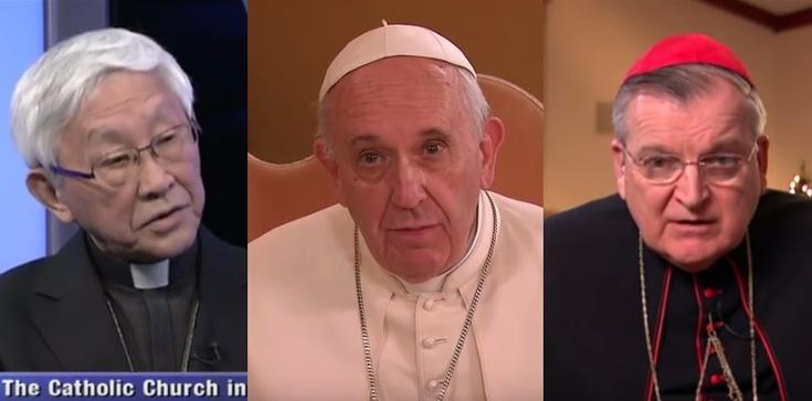 Ważny głos z Chin: Kardynał popiera prośbę do papieża o jasne nauczanie - zdjęcie