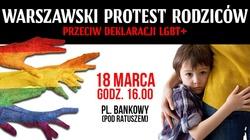 Dziś w Warszawie protest przeciw deprawacji - PRZYJDŹCIE!!! - miniaturka
