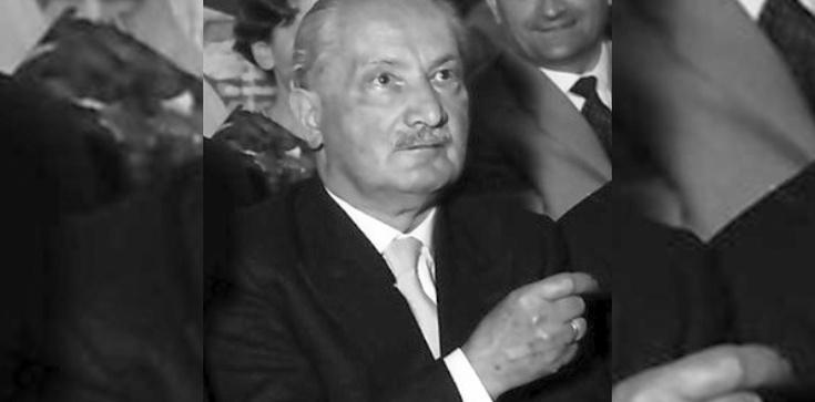 Ks. Jacek Grzybowski: Heidegger i narodowy socjalizm - zdjęcie
