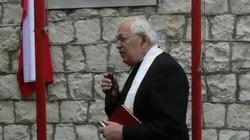 Zmarł ks. Stefan Wysocki, kapelan Szarych Szeregów - miniaturka