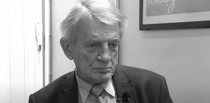 Zmarł Bronisław Cieślak znany m.in. z serialu ,,07 zgłoś się'' - zdjęcie