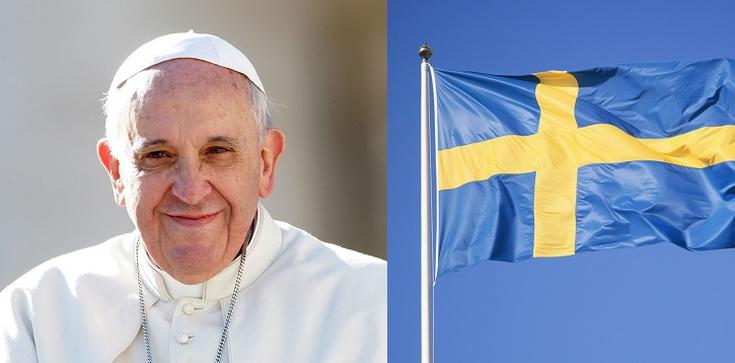 """Franciszek jedzie dziękować za """"dary reformacji"""" - zdjęcie"""