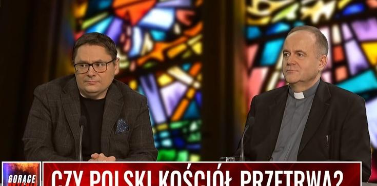 Czy polski Kościół przetrwa? Ks. Kobyliński, Terlikowski - zdjęcie