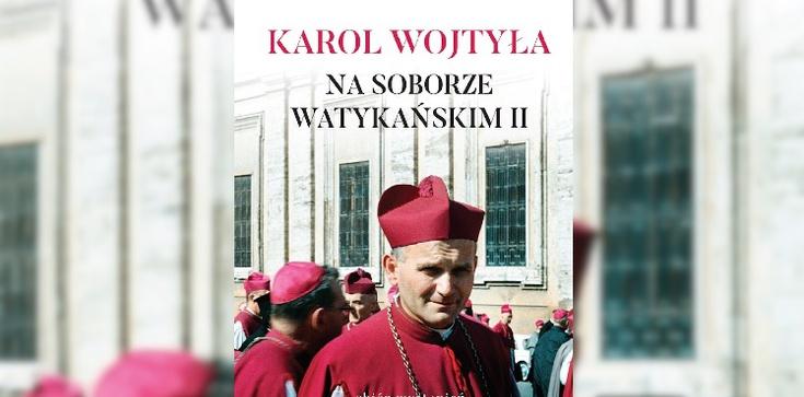 Zapraszamy na prezentację arcyciekawej książki o Karolu Wojtyle na Soborze Watykańskim II - zdjęcie