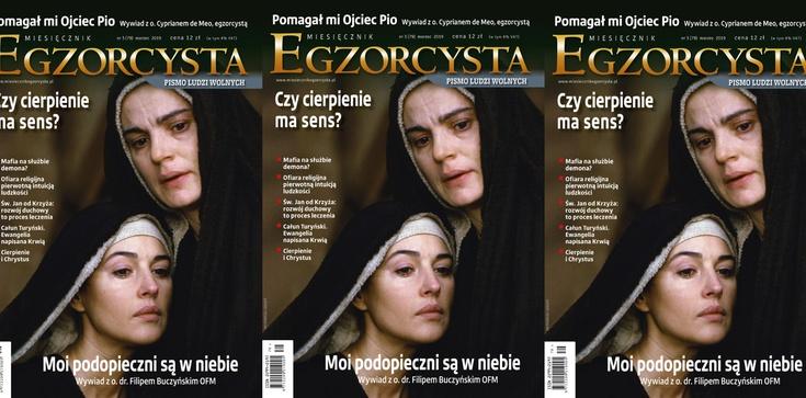 Mocny tekst w ,,Egzorcyście'' o okultyzmie w mafii!!! - zdjęcie