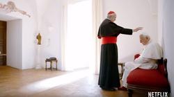 ,,Dwóch papieży''. Dlaczego Watykan promuje ten antykościelny paszkwil? - miniaturka