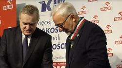 Adam Bujak uhonorowany Złotym Medalem Gloria Artis - miniaturka