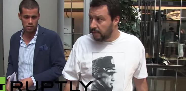 Waszczykowski o Salvinim: Usłyszał w Polsce słowa prawdy o Rosji - zdjęcie