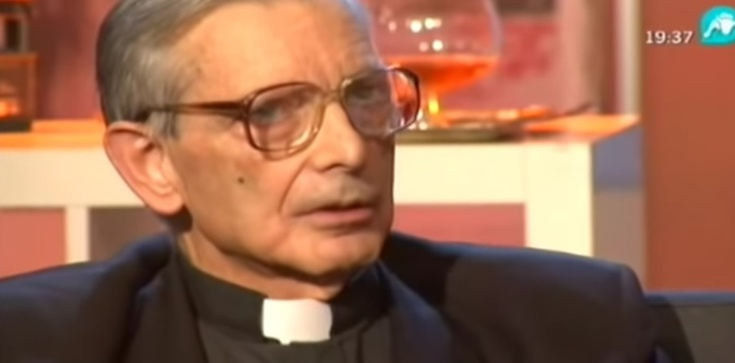 Zmarł wybitny astrofizyk i jezuita, o. Carreira Verez - zdjęcie