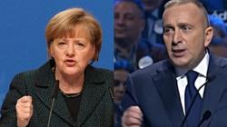 Schetyna u Merkel. Chcą uknuć, jak obalić rząd PiS - miniaturka