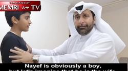 Katarski socjolog na YouTube uczy, jak bić żonę... - miniaturka