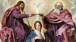 Najświętsza Maryjo Panno Królowo, módl się za nami! - miniaturka