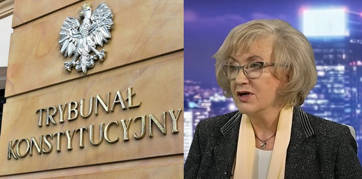 Prof. Grabowska o wyroku TK: ustawę trzeba dostosować do Konstytucji, nie odwrotnie - zdjęcie