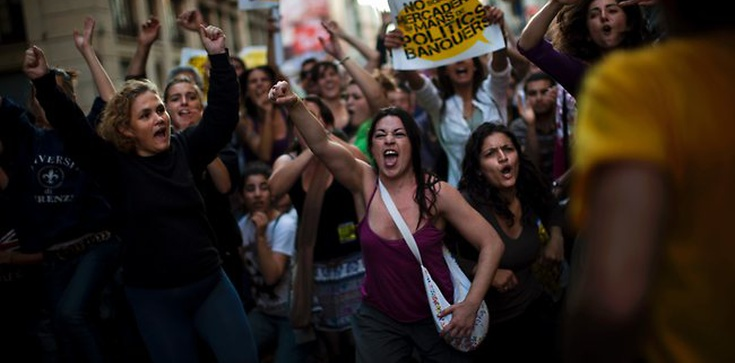 Koniec Hiszpanii? Bezbożni lewacy prą do władzy! - zdjęcie