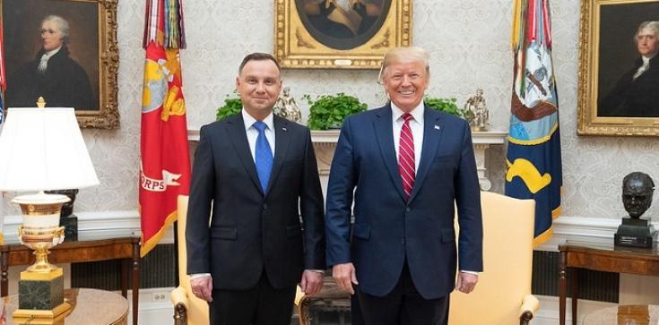 PAP nieoficjalnie: Jest propozycja spotkania Duda-Trump - zdjęcie