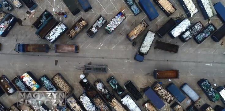 Anita Gargas ujawnia szokujące praktyki niemieckiego koncernu śmieciowego - zdjęcie