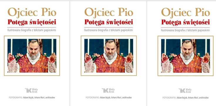 Stygmaty Ojca Pio. Ciekawa książka o wielkim świętym - zdjęcie