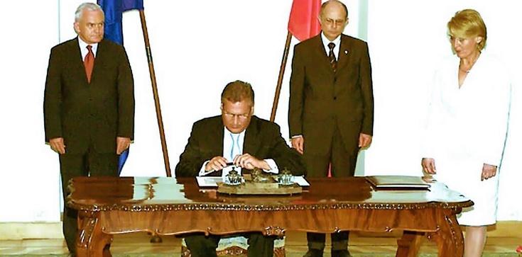 Matka Kurka: Polska była w 2004 zapatrzona w UE jak szpak w bateryjkę - zdjęcie