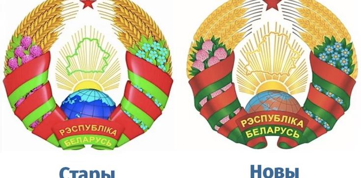 Białoruś zmienia godło. Na bardziej prozachodnie - zdjęcie
