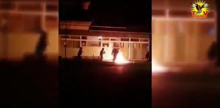 Berlin: Spłonął meczet. Policja nie wyklucza podpalenia - zdjęcie