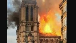 Spłonęło odrzucone dziedzictwo. Ale Chrystus nadal żyje - tak, nawet w Europie - miniaturka