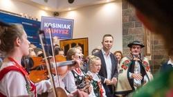 Kosiniak w Zakopanem ogłosił, że kandyduje w wyborach - miniaturka