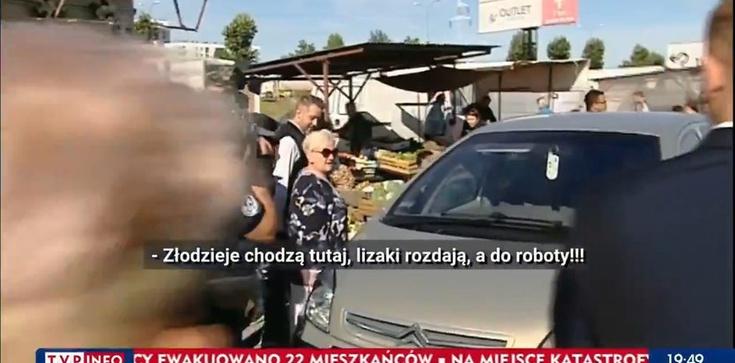,,Złodzieje, do roboty!'' Polska wita polityków Platformy - zdjęcie