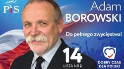 Adam Borowski. Jeden z tych, dzięki którym Polska jest Polską - miniaturka