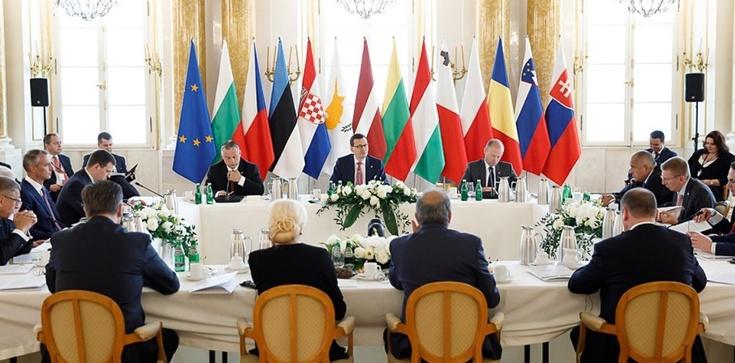Szczyt w Warszawie. I to ma być ta ,,izolacja'' Polski? - zdjęcie
