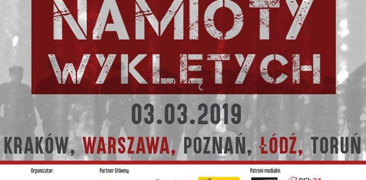 ,,Namioty Wyklętych'' - zapraszamy do Krakowa i Warszawy! - zdjęcie