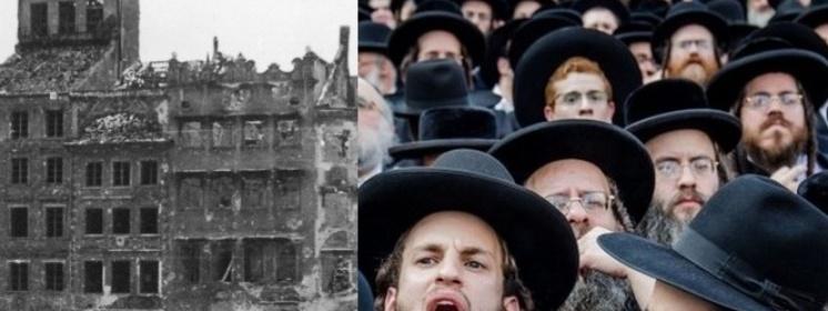 Niemieckie reparacje- NIE, żydowskie roszczenia- czemu nie?