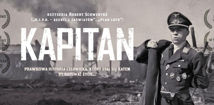 ,,Kapitan''. Filmowa ucieczka od odpowiedzialności za nazizm - zdjęcie