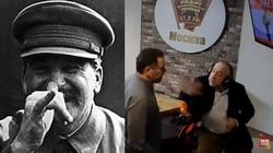 BÓJKA gości audycji na żywo. Poszło o... Stalina!(WIDEO) - miniaturka