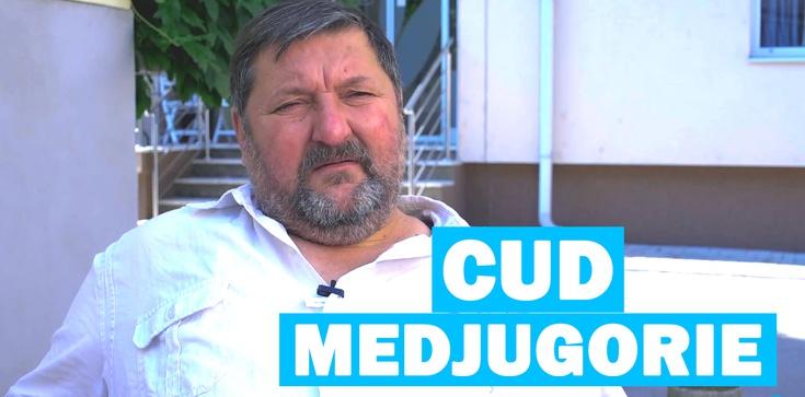 CUD w Medjugorie! 'Przez 20 lat byłem narkomanem. Bóg wyciągnął mnie z bagna' - zdjęcie
