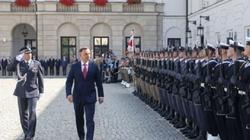 Prezydent: Polscy żołnierze obronili Europę przed 'czerwoną zarazą' - miniaturka