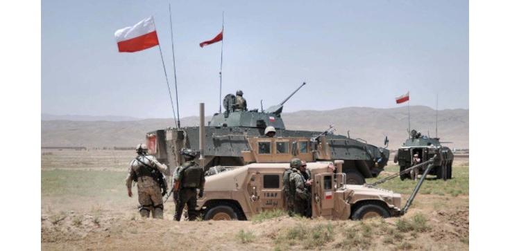 Polscy żołnierze opuszczą Afganistan. Błaszczak wskazał datę - zdjęcie
