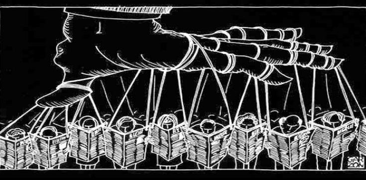Paliwoda: Totalitarna demokracja, totalitarne media - zdjęcie