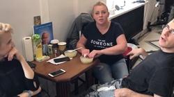 Apel do Marszałka: Niepełnosprawni powinni opuścić Sejm - miniaturka