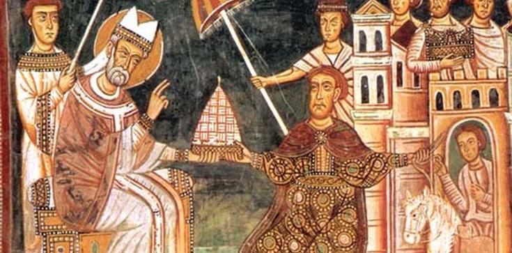 Sylwestra - czyli papieża. Poznaj sylwetkę świętego - zdjęcie