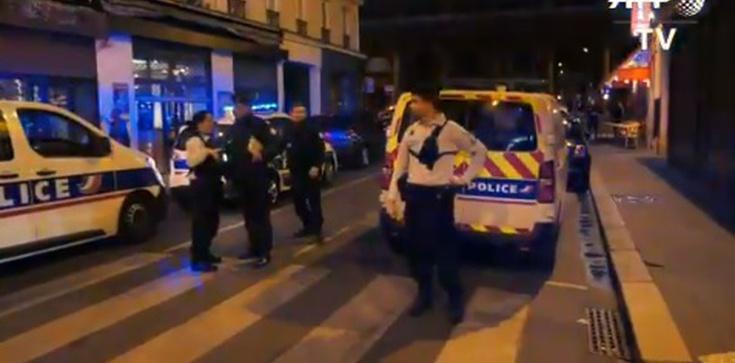 Atak nożownika w Paryżu. Sprawca krzyczał: Allah Akbar - zdjęcie