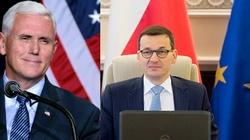 Morawiecki i Pence rozmawiali o Nord Stream 2 - miniaturka