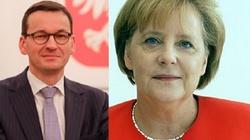 Morawiecki spotka się z Merkel w Berlinie - miniaturka