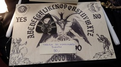 AntyPiS promuje wywoływanie duchów. Kolejny przykład demonicznej tożsamości lewicy - miniaturka