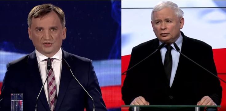 Nieoficjalnie: J. Kaczyński zażądał jasnych deklaracji od Z. Ziobry - zdjęcie
